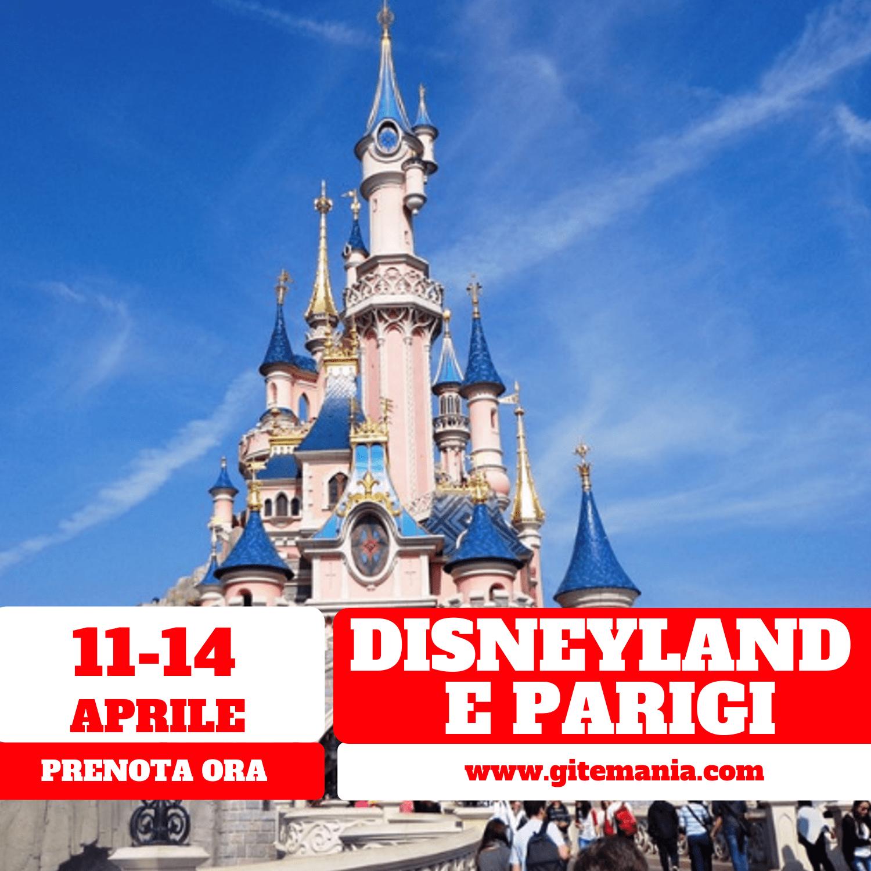 Pasqua a Disneyland Paris dall\'11 al 14 Aprile 2020