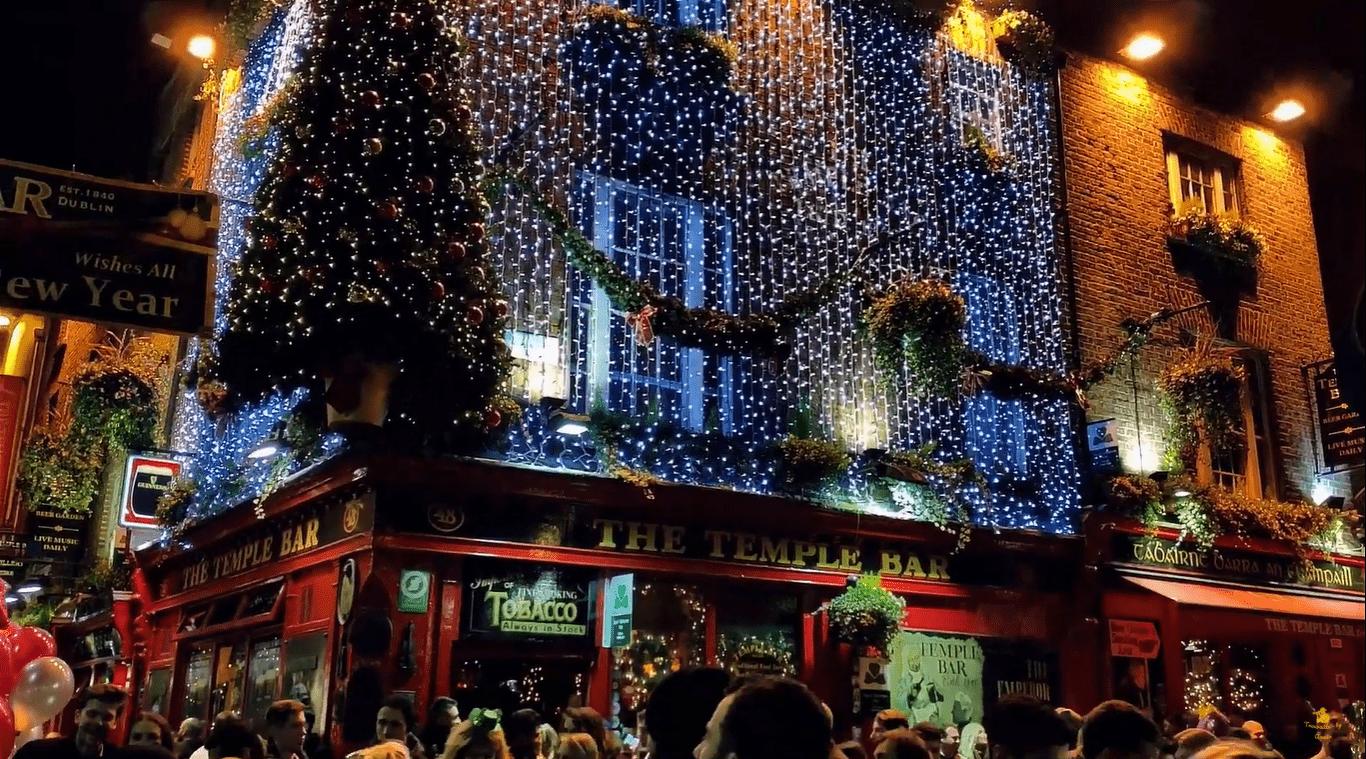 Capodanno a Dublino 2020 a 310€ Volo+Soggiorno - Gitemania