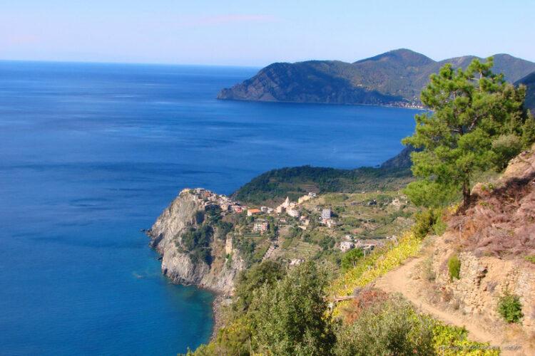 Corniglia, Cinque Terre - prenotare albergo, cosa vedere